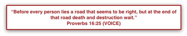 Prov 16:25